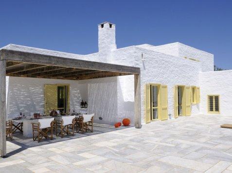 Ville grecia affitto di ville in grecia ville di lusso for Costo della costruzione della casa sulla spiaggia